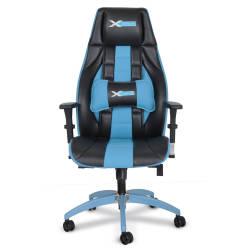 xDrive - xDrive - 1453 Profesyonel Oyun | Oyuncu Koltuğu Mavi/Siyah