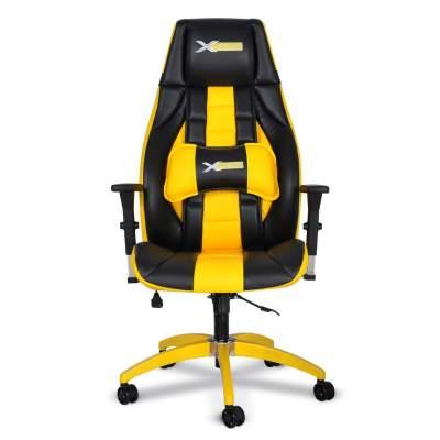 xDrive - 1453 Profesyonel Oyun   Oyuncu Koltuğu Sarı/Siyah