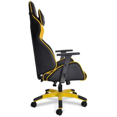 xDrive - ALTAY Profesyonel Oyun | Oyuncu Koltuğu Sarı/Siyah