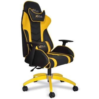xDrive - ATAK Profesyonel Oyun   Oyuncu Koltuğu Sarı/Siyah