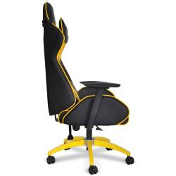 xDrive - ATAK Profesyonel Oyun   Oyuncu Koltuğu Sarı/Siyah - Thumbnail