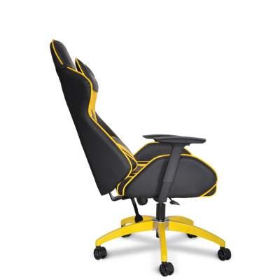 xDrive - ATAK Profesyonel Oyun | Oyuncu Koltuğu Sarı/Siyah