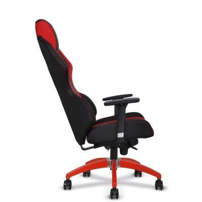xDrive - BORA Profesyonel Oyun | Oyuncu Koltuğu Kırmızı/Siyah