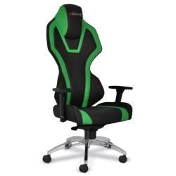 xDrive - BORA Profesyonel Oyun | Oyuncu Koltuğu Yeşil/Siyah - Thumbnail