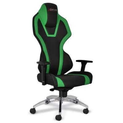 xDrive - BORA Profesyonel Oyun | Oyuncu Koltuğu Yeşil/Siyah