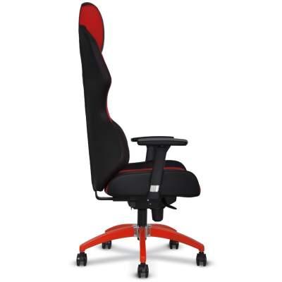 xDrive - BORA Profesyonel Oyun   Oyuncu Koltuğu Kırmızı/Siyah
