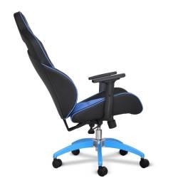 xDrive - GÖKTÜRK Profesyonel Oyun | Oyuncu Koltuğu Mavi/Siyah - Thumbnail