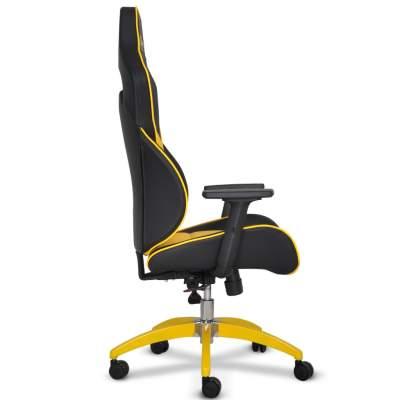 xDrive - GÖKTÜRK Profesyonel Oyun | Oyuncu Koltuğu Sarı/Siyah