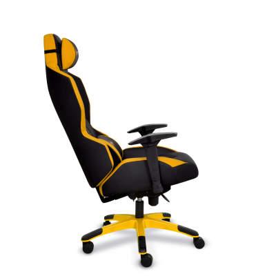 xDrive - KASIRGA Profesyonel Oyun |Oyuncu Koltuğu Sarı/Siyah