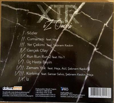 HollyHood - XIR - İz Öncesi Albüm