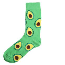 HollyHood - SA - Yeşil Avokado Çorap (1)