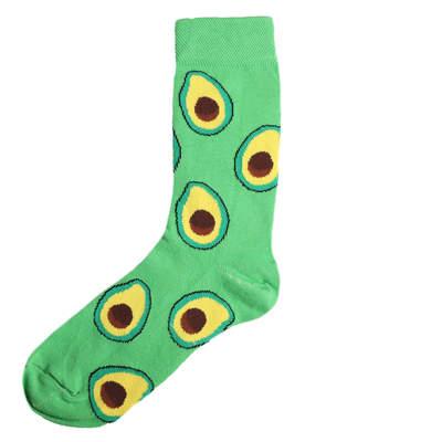 SA - Yeşil Avokado Çorap