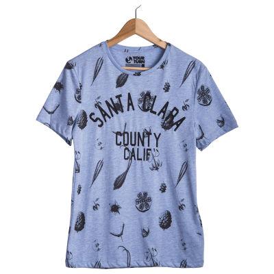 Your Turn - Santa Clara Mavi T-shirt