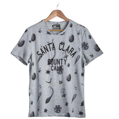 Your Turn - Santa Clara Yeşil T-shirt