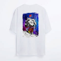 Zeus Oversize T-shirt - Thumbnail